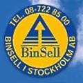 Bin-Sell logo