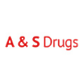 A and S Drugs logo