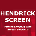 Hendrick Screen logo