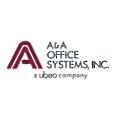 A&A Office Systems logo