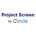 Project Screen logo