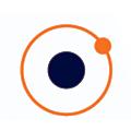 atoms & art logo
