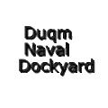 Duqm Naval Dockyard logo