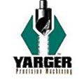 Yarger Precision Machining logo