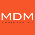 MDM Engineering Group logo