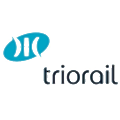 Triorail Bahnfunk logo