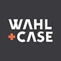 Wahl+Case logo