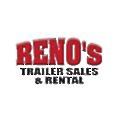 Reno's Trailer Sales logo