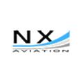 NX Aviation logo