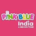 PinkBlueIndia logo