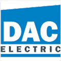 DAC Electric logo