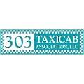 303 Taxi logo