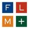 FLM+ logo