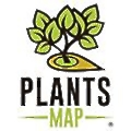 PlantsMap.com logo
