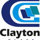 Clayton Glass logo