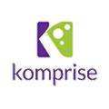 Komprise logo
