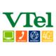 VTel logo