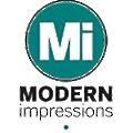 Modern Impressions logo