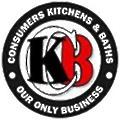 Consumers Kitchens & Baths logo