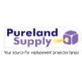 Pureland Supply logo