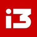 i3 Center logo