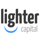 Normal lighter capital logo square