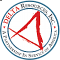DELTA Resources logo