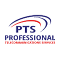 Professional Telecommunications Services (PTS) logo