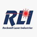 Rockwell Laser Industries logo