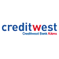 Creditwest Bank logo