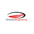Dimension Engineering logo