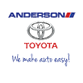 Anderson Toyota logo