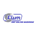 Fort Walton Machining logo