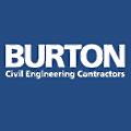 Burton Contractors logo