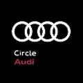 Circle Audi logo