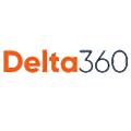 Delta 360 logo