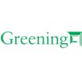 Greening logo