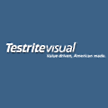 Testrite Visual Products logo