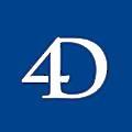 4D logo