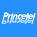 Princetel logo
