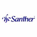 Santher logo