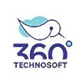 360 Degree Technosoft logo