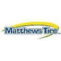 Matthews Tire logo