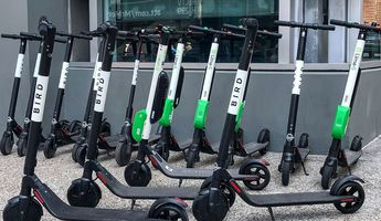 Scooter Mania: A Look at The Rise of the Scooter Companies